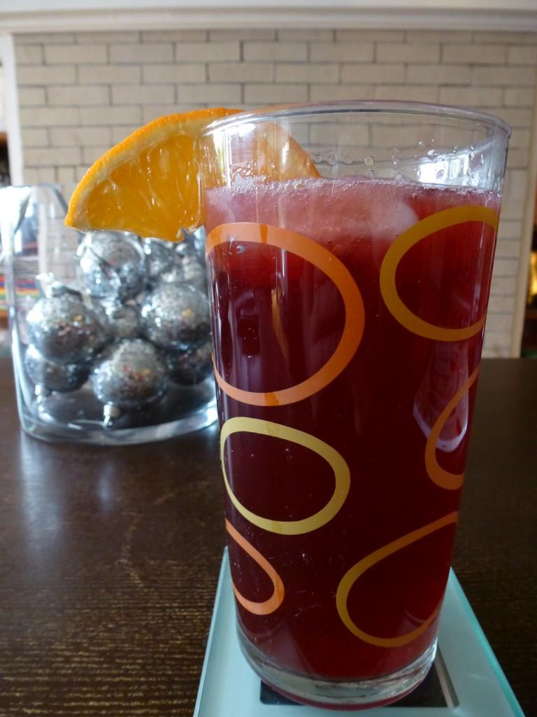 Fancy Cherry Lemon Stuff