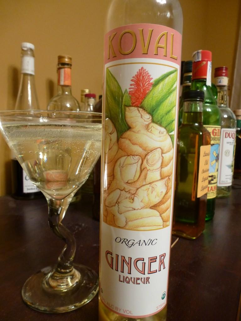Koval Ginger Liqueur