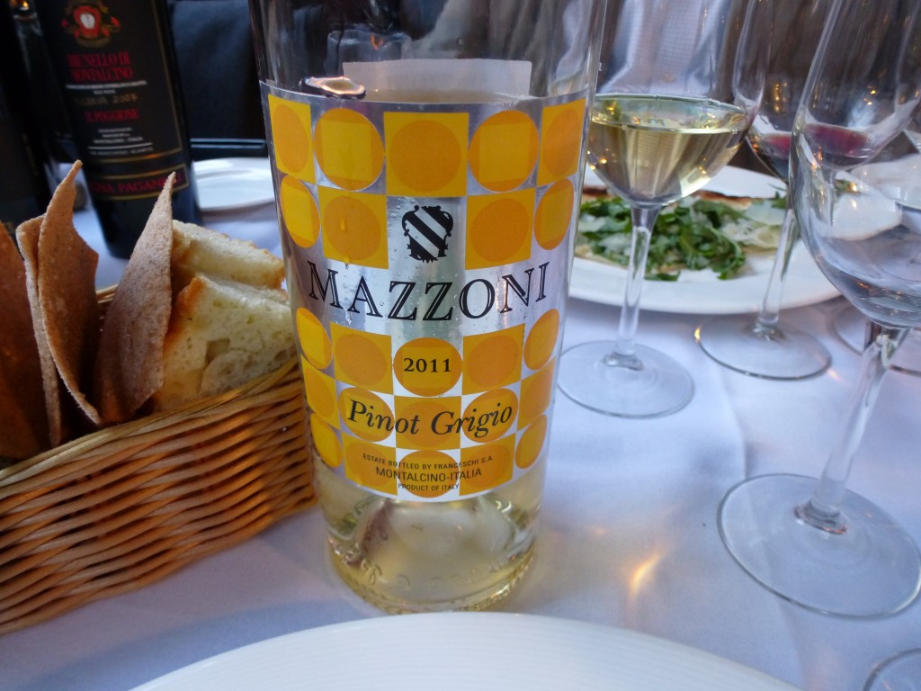 Mazzoni Pinot Grigio