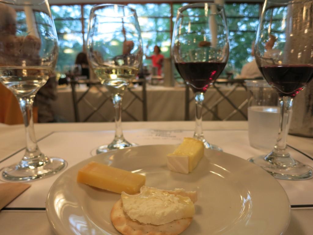 Hanna Winery wines at Ravinia