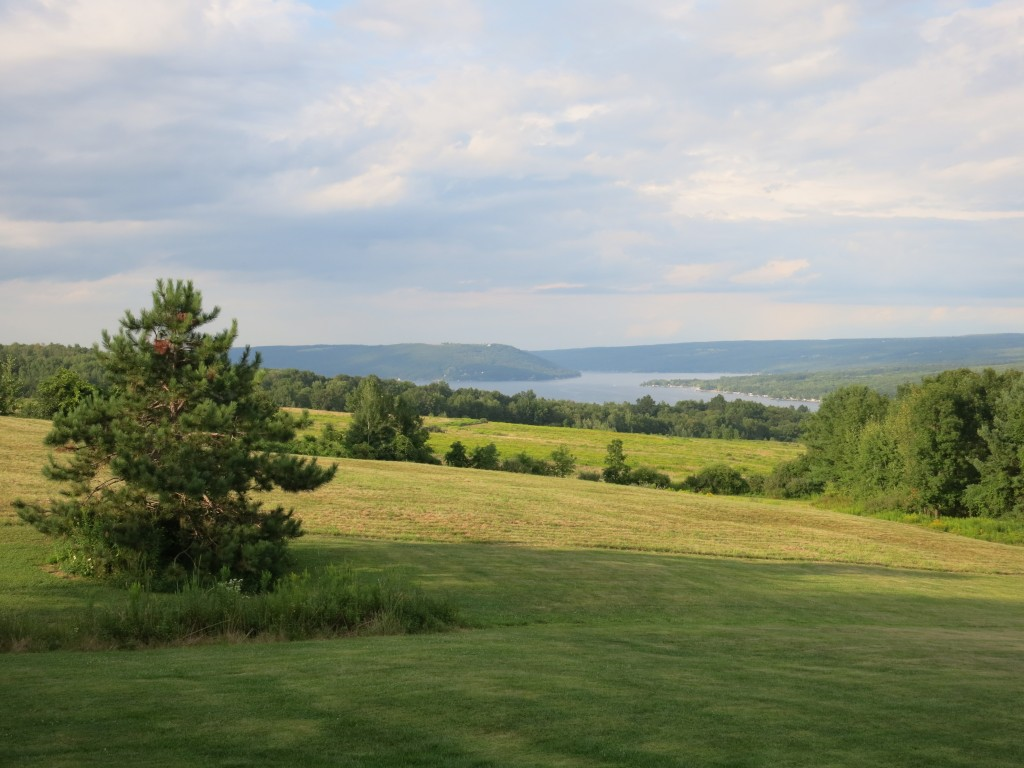 Keuka Lake, New York