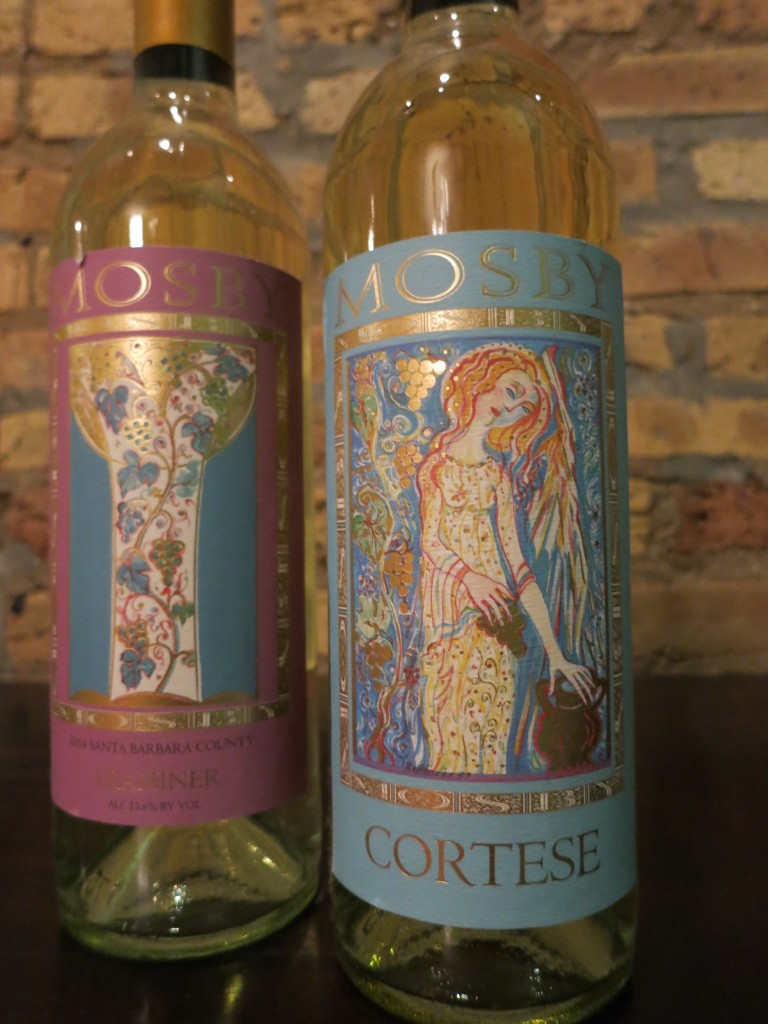 Mosby Cortese and Traminer