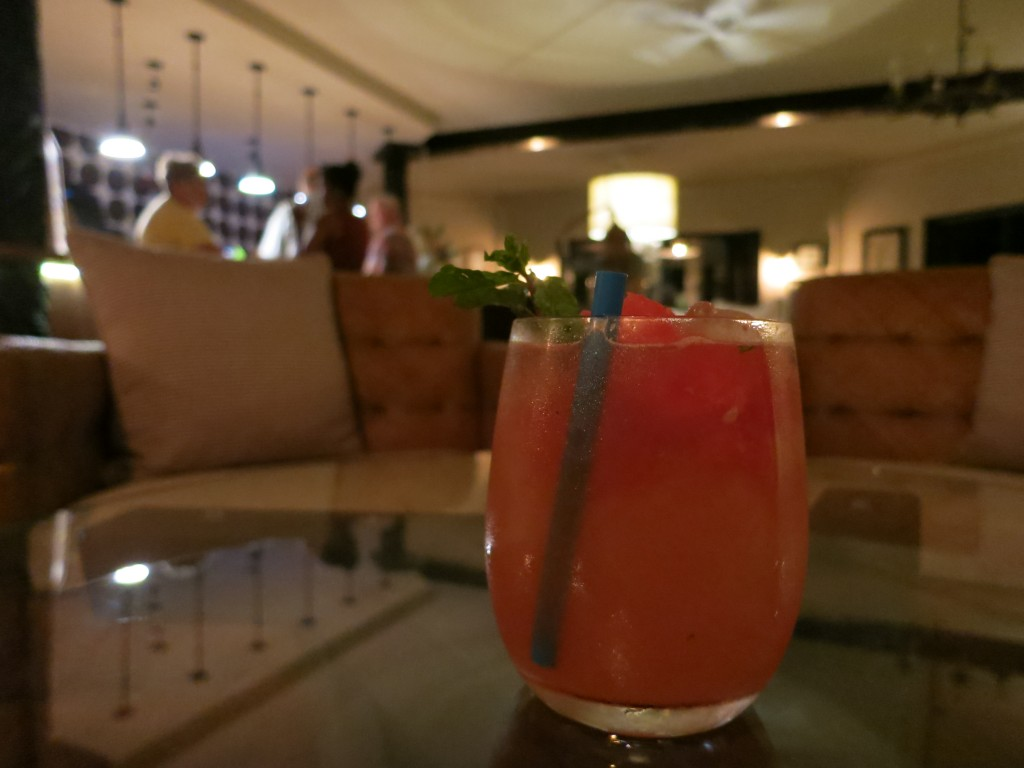 Watermelon Smash at Belcampo Belize