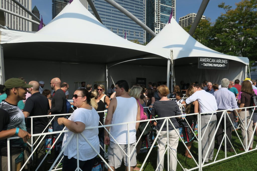 Chicago Gourmet Line 2